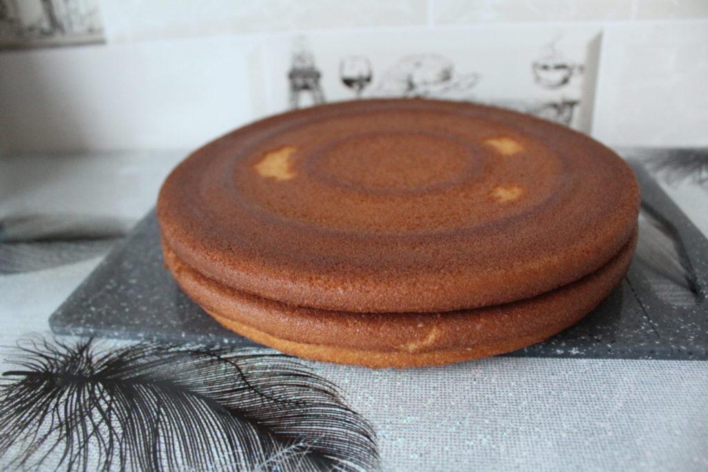 Шоколадный торт с черешней рецепт с фото 2