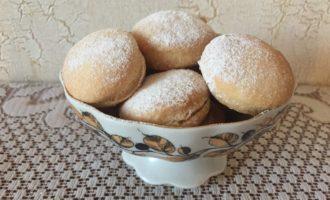 Печенье на майонезе в духовке