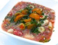 Томатный суп простой рецепт