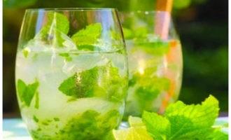 Рецепт мохито с ромом и лаймом