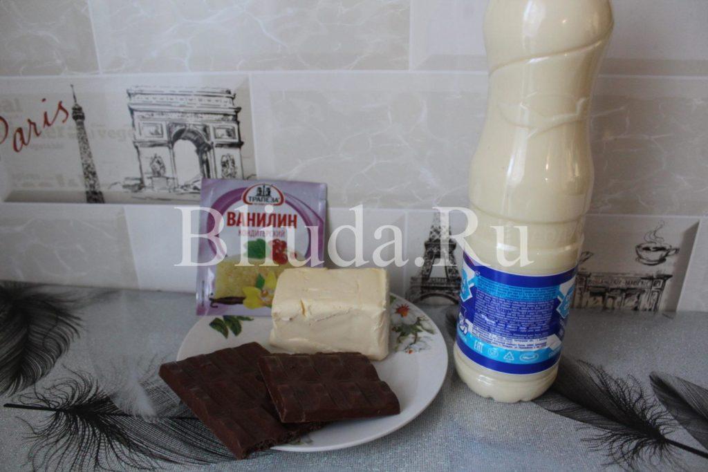 Шоколадный торт с черешней рецепт с фото 78