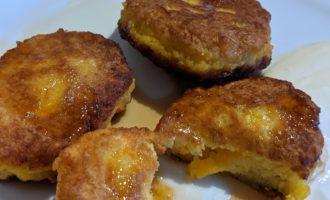 Оладьи из тыквы простой рецепт на сковороде 7