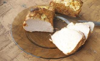 буженина из свинины в духовке фото