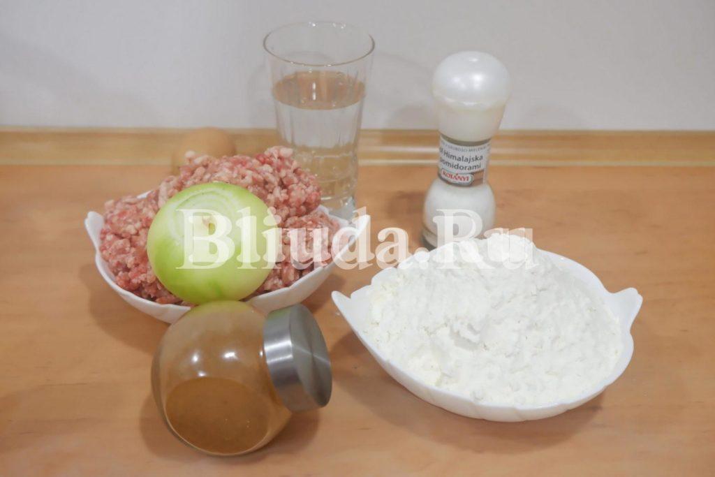 Хинкали рецепт приготовления фото ингредиенты
