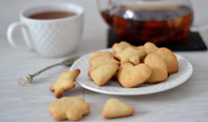 печенья на огуречном рассоле в духовке фото