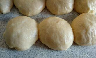 Пирожки с карамелькой фото 2