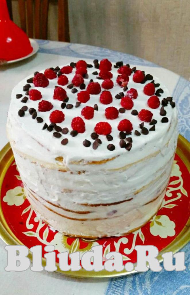Торт молочная девочка фото 2