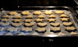 Печенья на огуречном рассоле в духовке фото 10