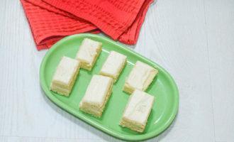 Бисквитные пирожные фото 11