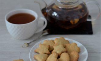 Печенья на огуречном рассоле в духовке фото 12