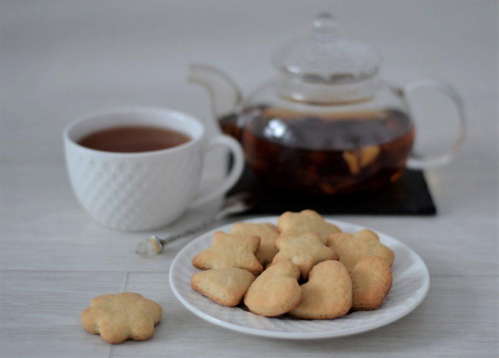 Печенья на огуречном рассоле в духовке foto