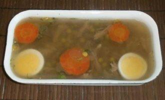 Холодец из утки рецепт с желатином