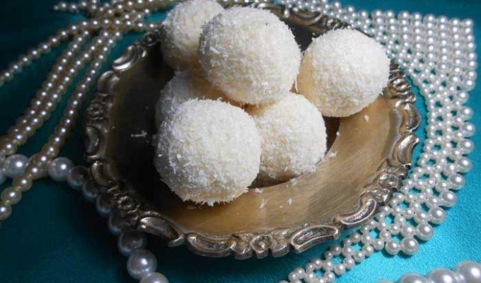 Рафаэлло конфеты рецепт со сгущенкой