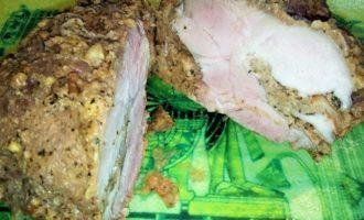 Свинина в пикантном соусе рецепт