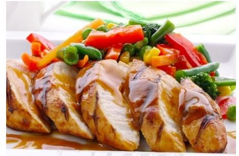 сочная запеченная куриная грудка в духовке рецепт