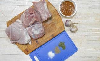 Буженина из свинины в духовке фото 2