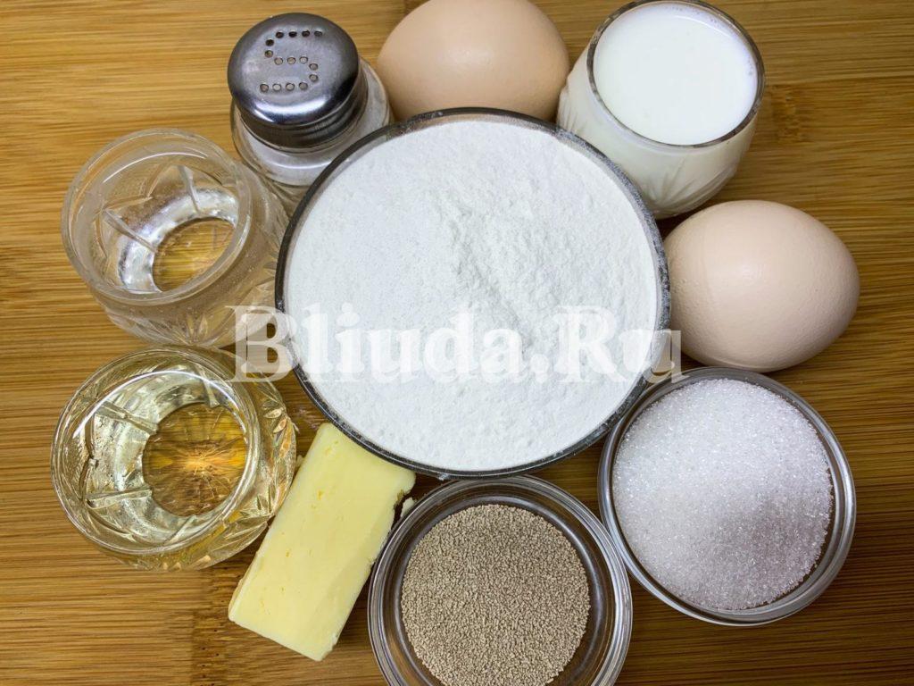 Пирожки с солеными груздями в духовке 15