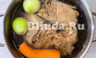 Холодец из свинины с желатином фото 3