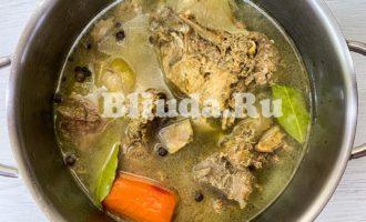 Холодец из свинины с желатином фото 4