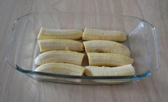 Творожная запеканка с бананом фото 4