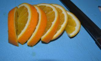 куриные ножки с апельсинами в духовке фото 6