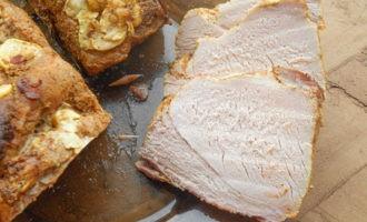 Буженина из свинины в духовке фото 7