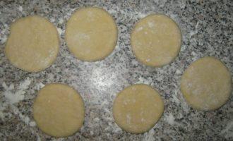 Пончики с заварным кремом фото 8