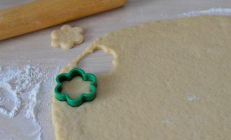 Печенья на огуречном рассоле в духовке фото 8