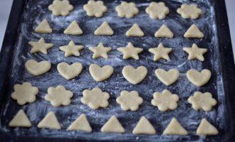 Печенья на огуречном рассоле в духовке фото 9