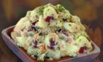 салат из тунца и картофеля фото