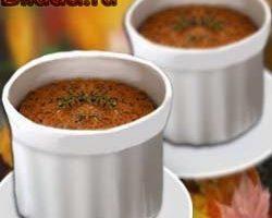 Закуска из шампиньонов в духовке фото